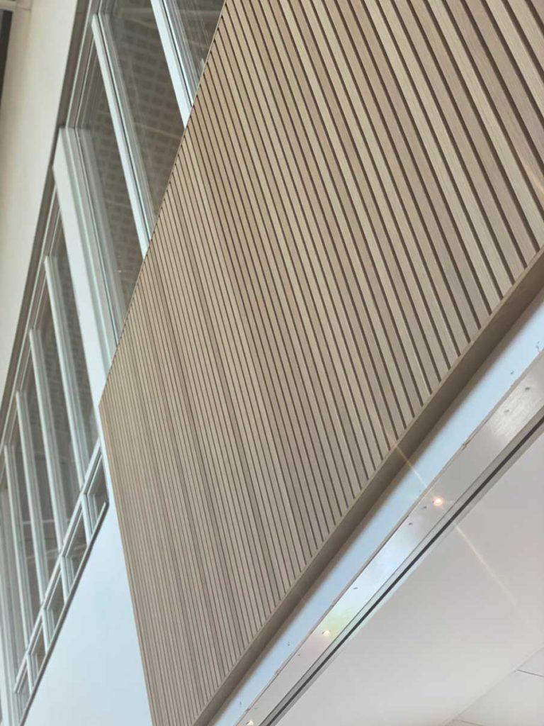 Montering av väggbeklädnad